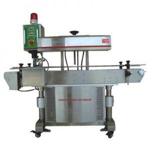 FNJ-1900 Series Portable de aluminio máquina de sellado por inducción-sincropack-Barcelona