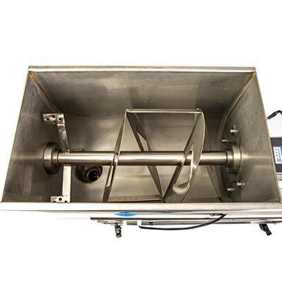 G1WGDB Máquina de llenado de pasta semiautomática con agitación.-1
