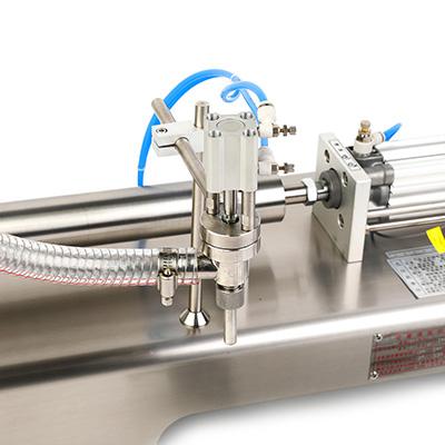 G1WGDB Máquina de llenado de pasta semiautomática con agitación.-3