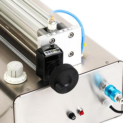 G1WYD Máquina semiautomática de llenado de líquidos.-2