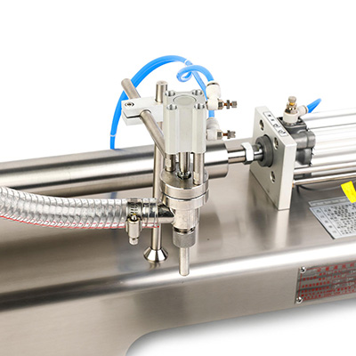 G1WYD Máquina semiautomática de llenado de líquidos.-3