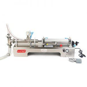G1WYD Máquina semiautomática de llenado de líquidos.