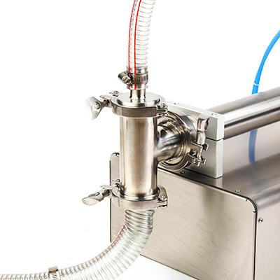 G1WYD Máquina semiautomática de llenado de líquidos.-5