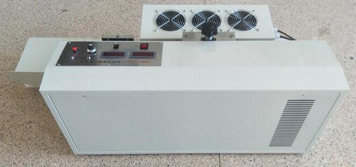 GLF-900 aluminio inducción económica continua de sellador-3