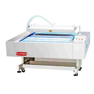 Máquina automática de envasado al vacío continuo HVB-1020F
