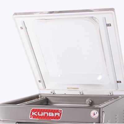 Máquina de embalaje de vacío de cámara simple DZ600-6