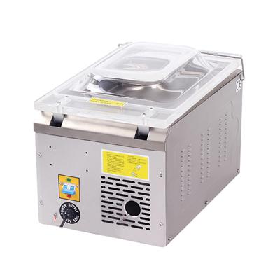 Máquina de embalaje del vacío de la sola cámara de DZ300-12
