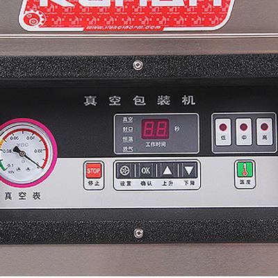 Máquina de embalaje del vacío de la sola cámara de DZ400-5
