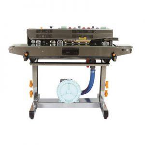 Máquina de sellado continuo de tinta y llenado de aire FRSC-101011-2