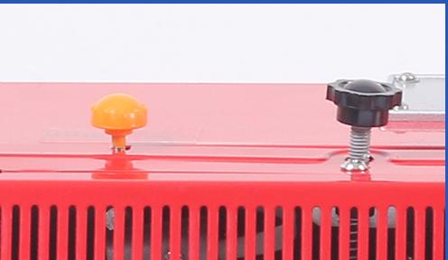 Máquina de sellado de impresión de tinta continua Frm-980w-12