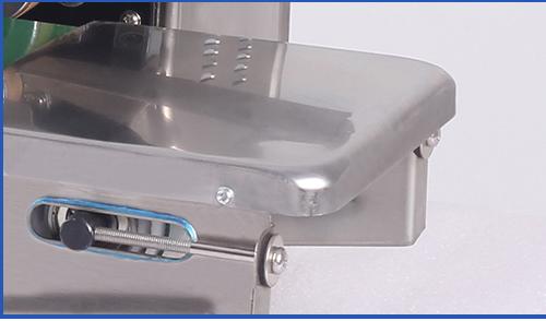 Máquina de sellado de impresión de tinta continua Frm-980w-9