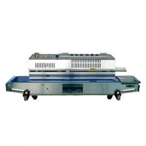 Máquina de sellado de impresión de tinta horizontal (tipo protector) FRM-980WF