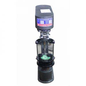 Máquina tapadora de botellas semiautomática