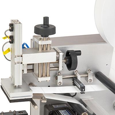 MT-60 máquina de etiquetas quadrada do frasco-2