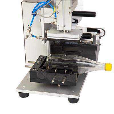 MT-60 máquina de etiquetas quadrada do frasco-3