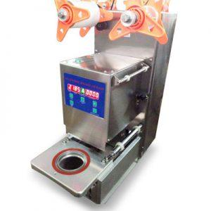 Sellador automático de taza