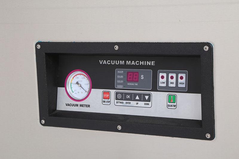 Sellador de vacío de doble cámara o empaquetador DZ-700 - 2SA-4