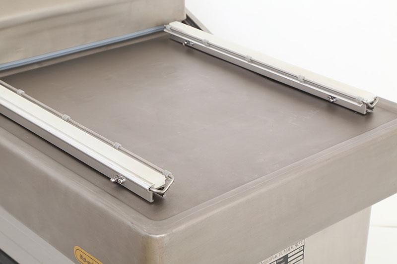 Sellador de vacío de doble cámara o empaquetador DZ-700 - 2SA-5