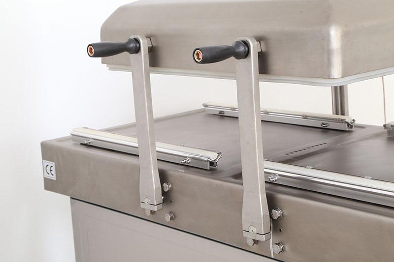 Sellador de vacío de doble cámara o empaquetador DZ-700 - 2SA-6