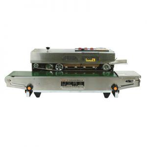 Selladoras de banda continuas horizontales SF-150W-Sincropack-Barcelona
