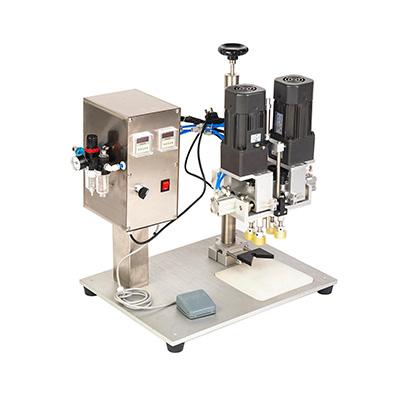 YL-P máquina tampando da cabeça de pulverizador-4