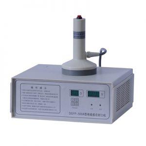 máquina de sellado manual por inducción de película GLF-500A-Sincropack-Barcelona