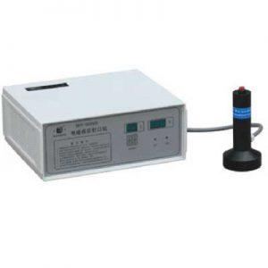 máquina de sellado por inducción manual GLF-500C-sincropack-barcelona