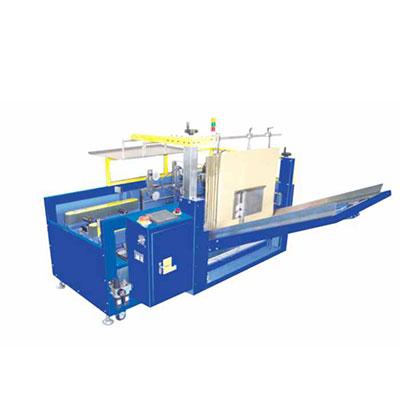 Máquina de fondo de sellado de cartón abierto FJ-4035