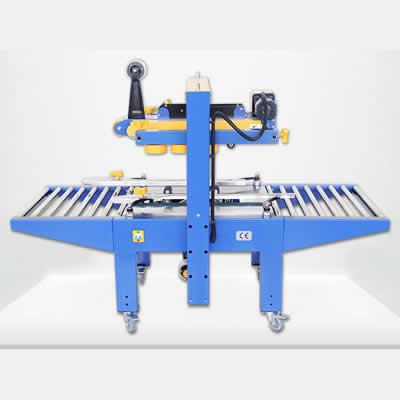 Máquina de sellado de cartón FJ-6050L