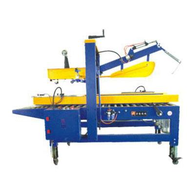 Máquina de sellado de cartón con solapa automática FJ5050